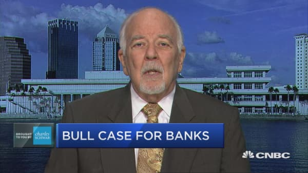 Wall Street is getting the Fed's hiking path wrong, says veteran analyst Dick Bove