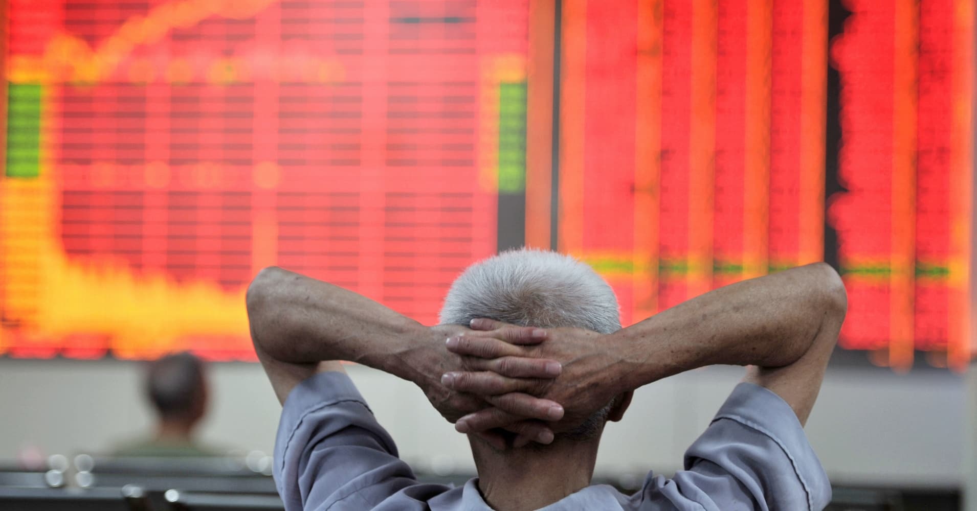 Chinese stocks jump after return from holidays; US-China trade talks set to resume