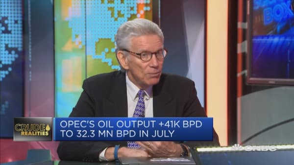 Oil prices are unlikely to move below $70 a barrel: Oil expert
