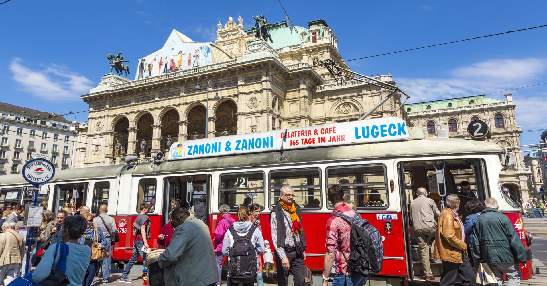 Vienna tops Melbourne as world's most liveable city: Economist survey