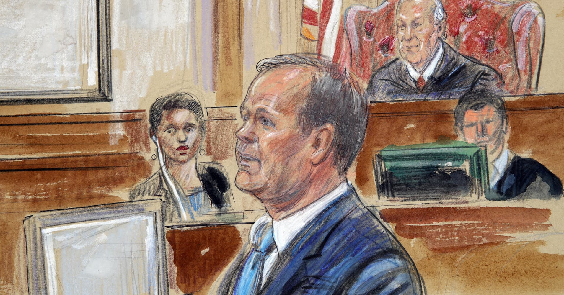 Judge in Paul Manafort trial said he's been threatened