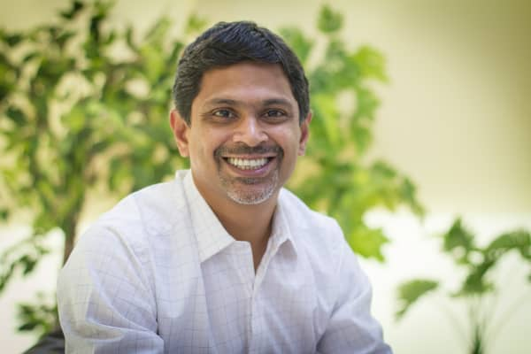 Bobby Bose, co-founder and the CEO of Ezetap