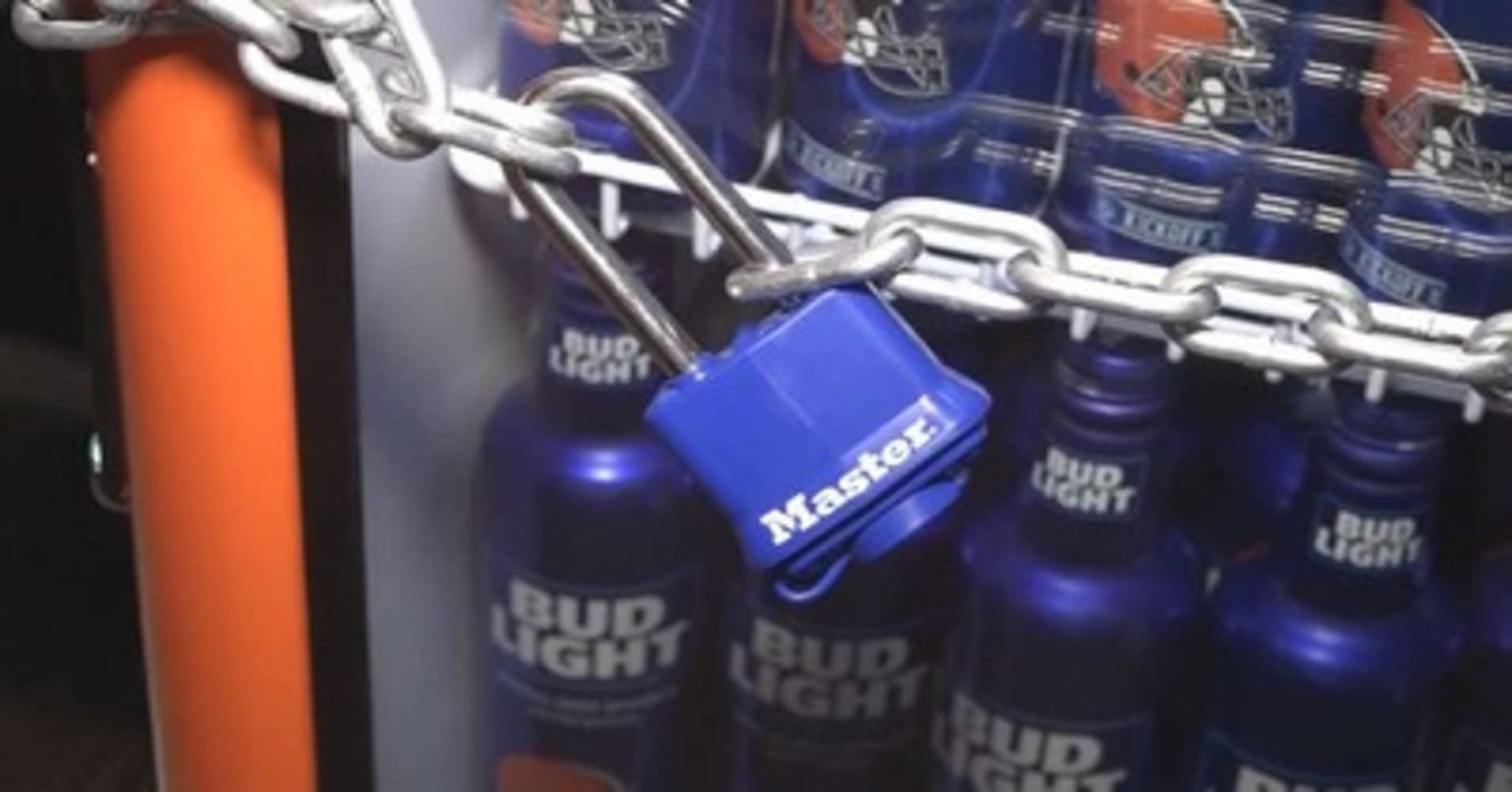 Bud light places victory fridges in cleveland bars malvernweather Gallery
