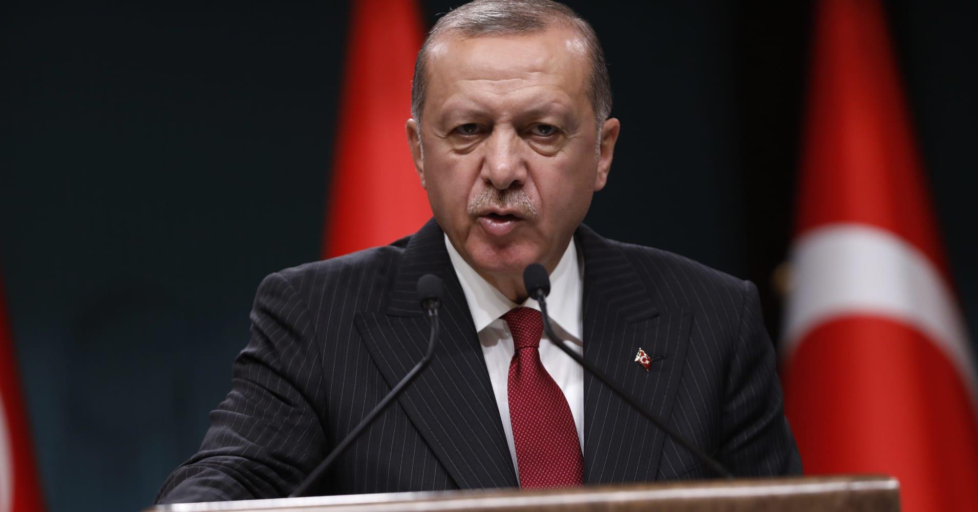 Turkey's Erdogan says he'll reveal the 'naked truth' on Khashoggi's death