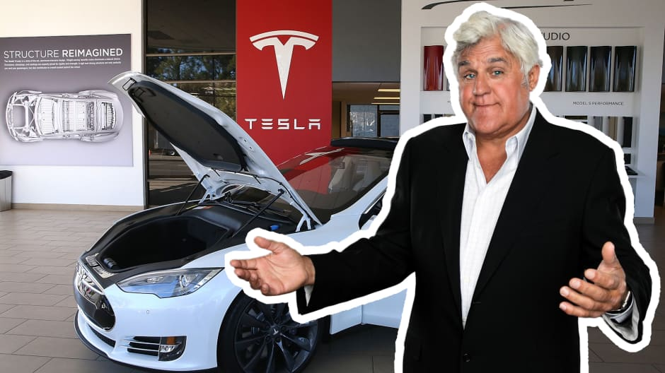This is why Jay Leno owns and drives a Tesla