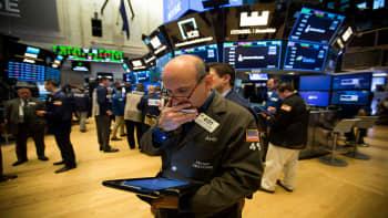 Stocks having worst day since June 25th