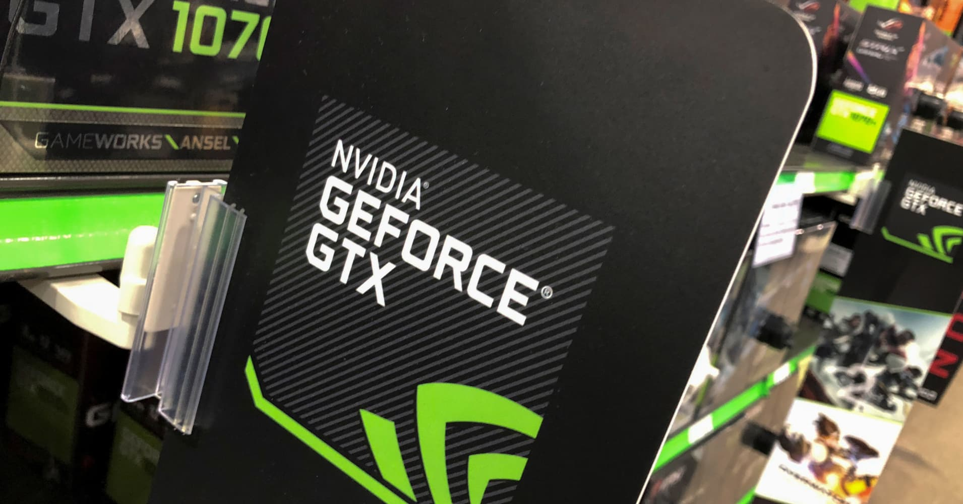 Nvidia is tanking on earnings, but one trader is buying the dip