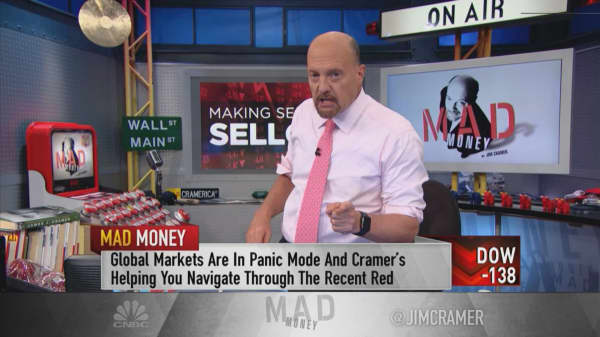 Cramer on the global stock sell-off