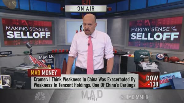 Cramer: Global sell-off isn't 'as special as it seems'