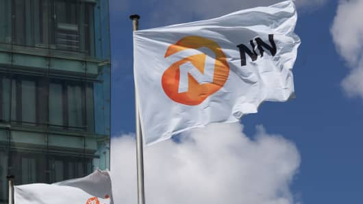 Dutch insurer NN Group's second-quarter profit jumps 25 percent, beats estimates