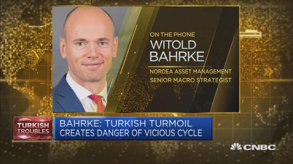 Turkish turmoil is telling us something more systemic: Strategist