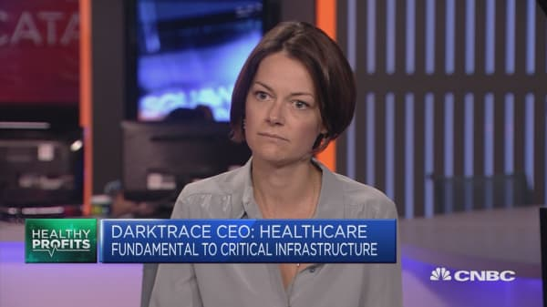 Cyber threats can damage patient systems: Darktrace CEO
