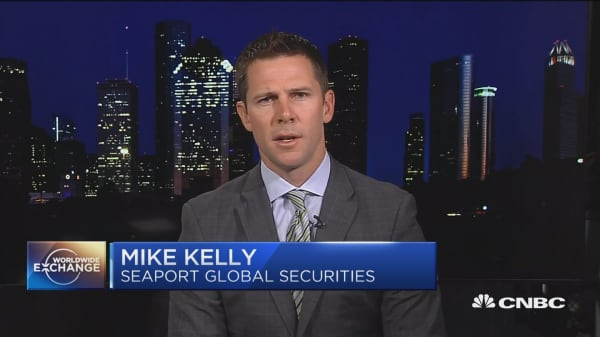 Mike Kelly discusses recent big oil deals