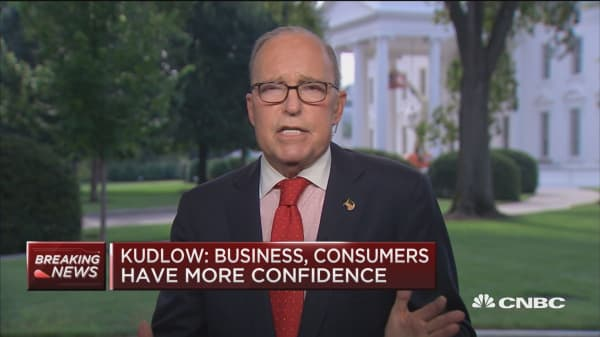Kudlow: We will protect American family jewels including technology