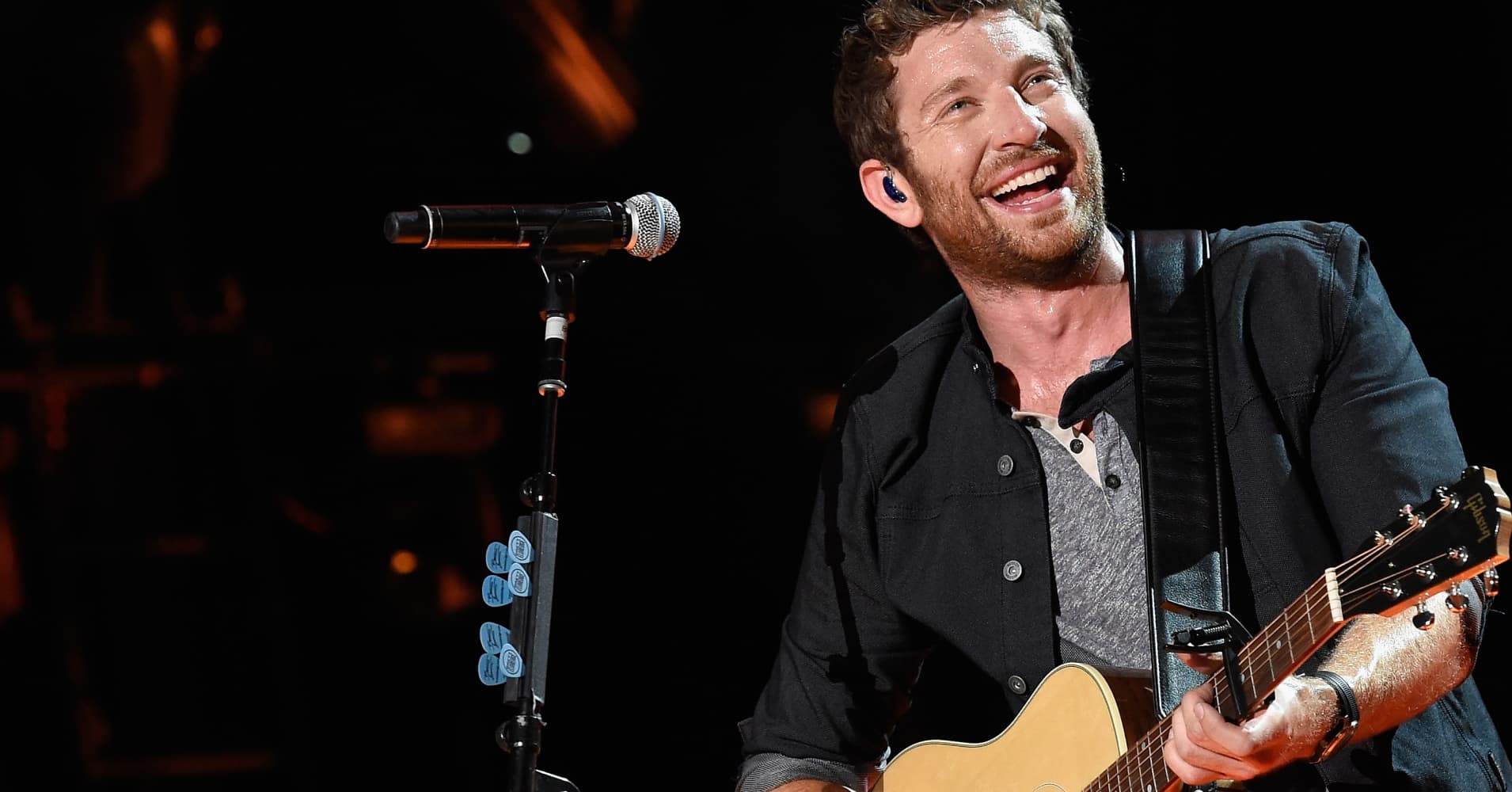 Country music star brett eldredge says to spend money on for Countries to go on vacation