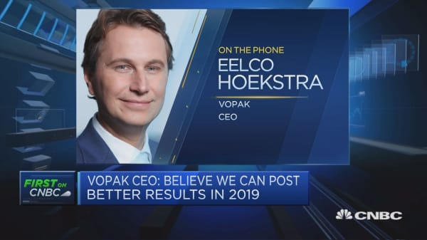 Vopak CEO: US sanctions are impacting overall demand in oil