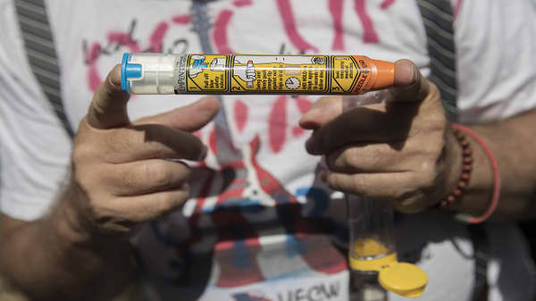 Manufacturing disruptions are hurting EpiPens