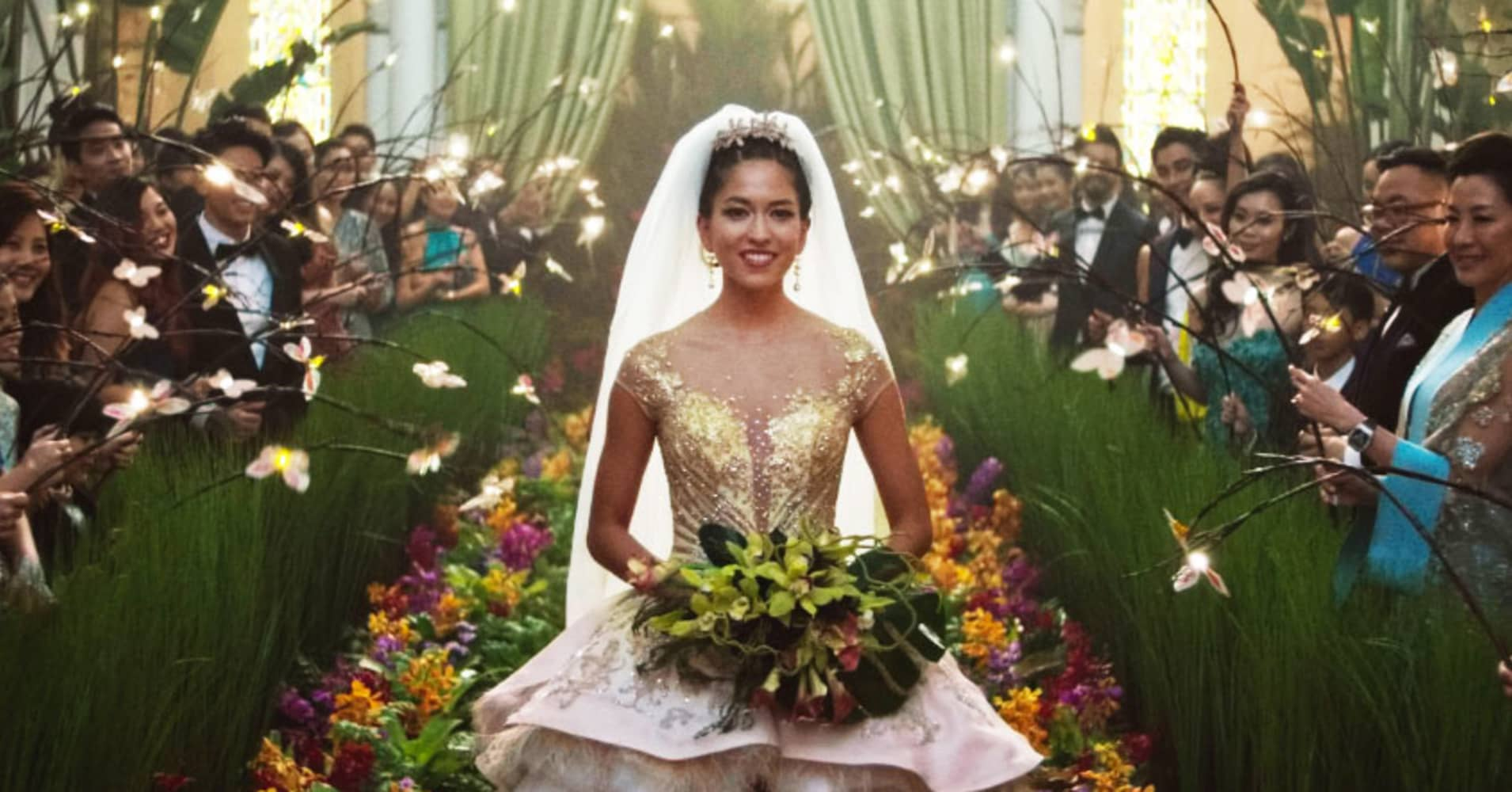 "A scene from the movie ""Crazy Rich Asians"""