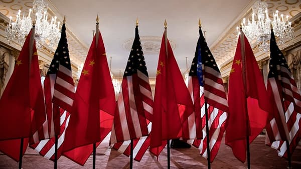 US and China plot roadmap to resolve trade dispute
