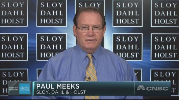 Semiconductor sell-off has created buying opportunity, veteran tech investor says