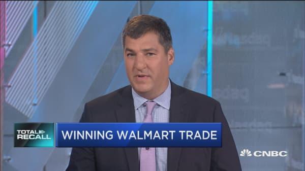 A winning Walmart trade
