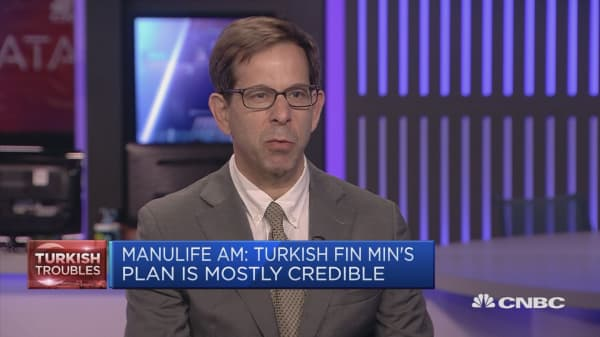 Turkey has been on verge of crisis for some time, analyst says