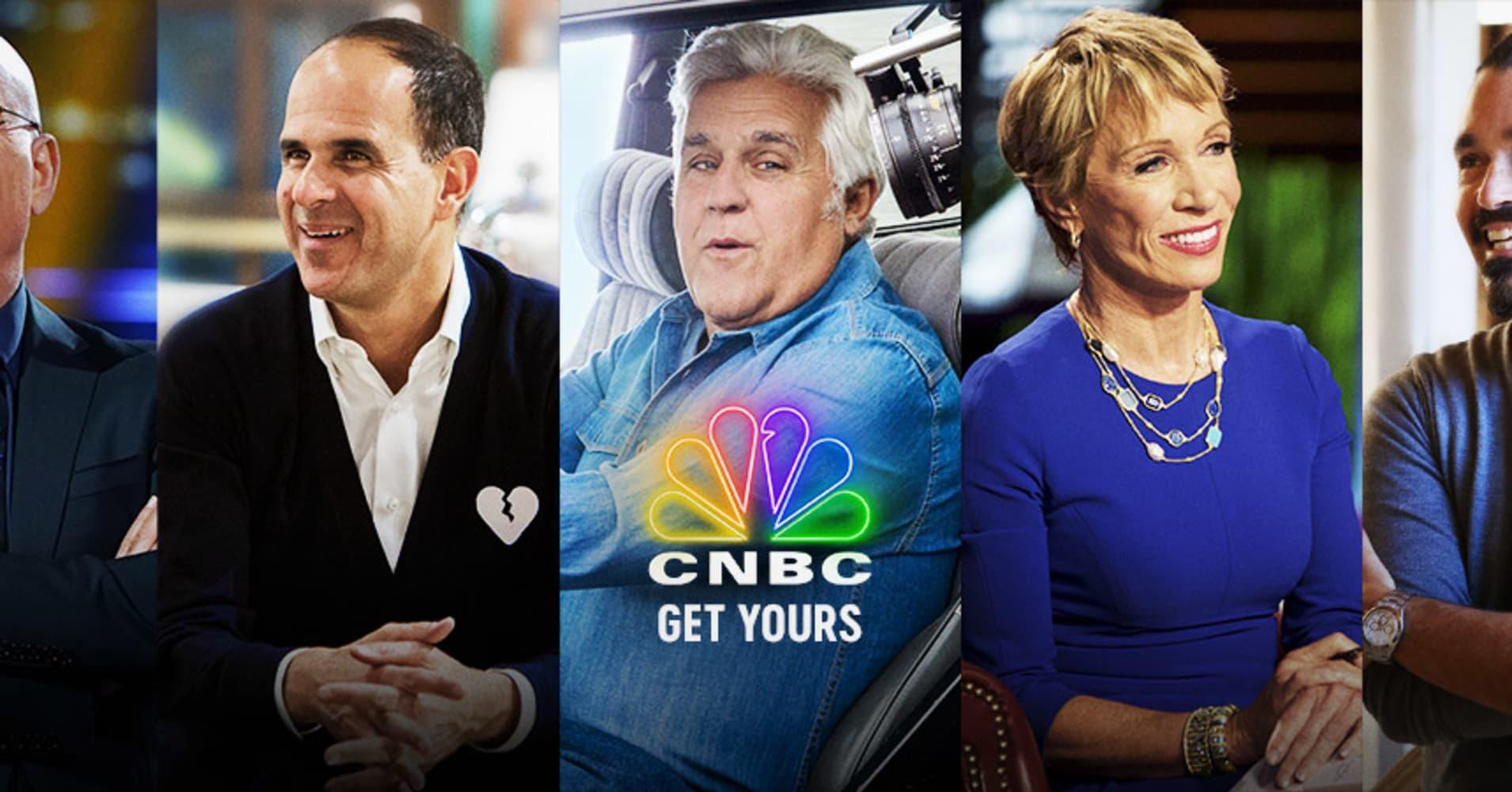 CNBC U S  Primetime Shows TV Official Site