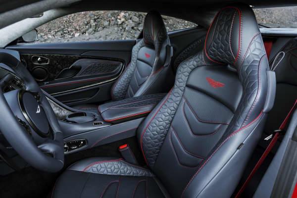 Photos New 305 000 Aston Martin Dbs Superleggera Supercar