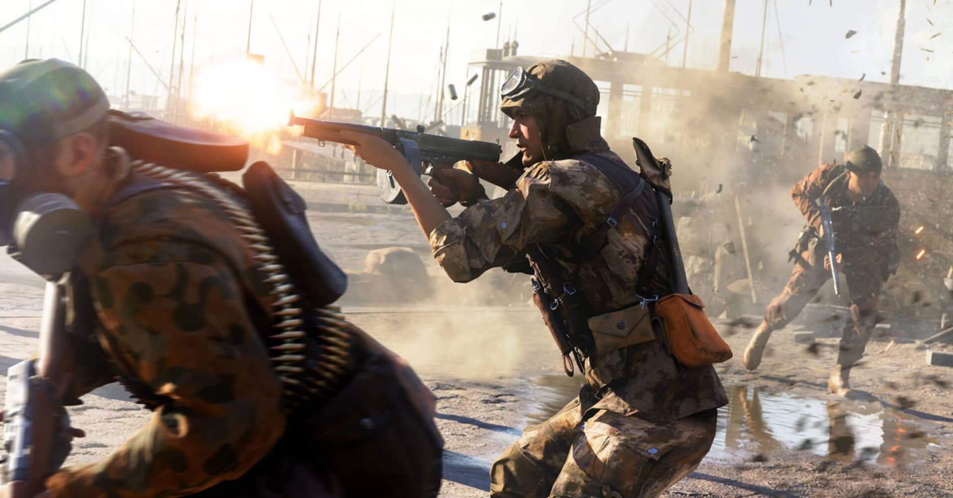 Analyst predicts EA's 'Battlefield V' will be a 'serious disappointment,' citing weak pre-orders