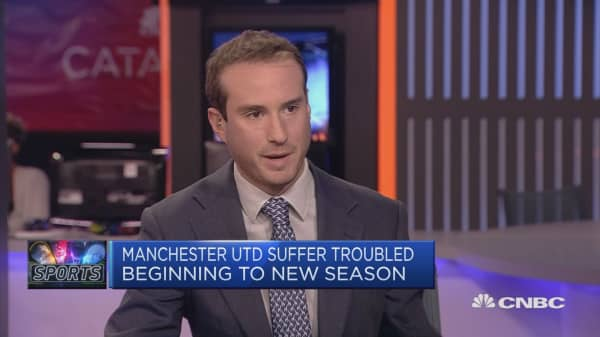 Potential crisis at Manchester United after Brighton loss