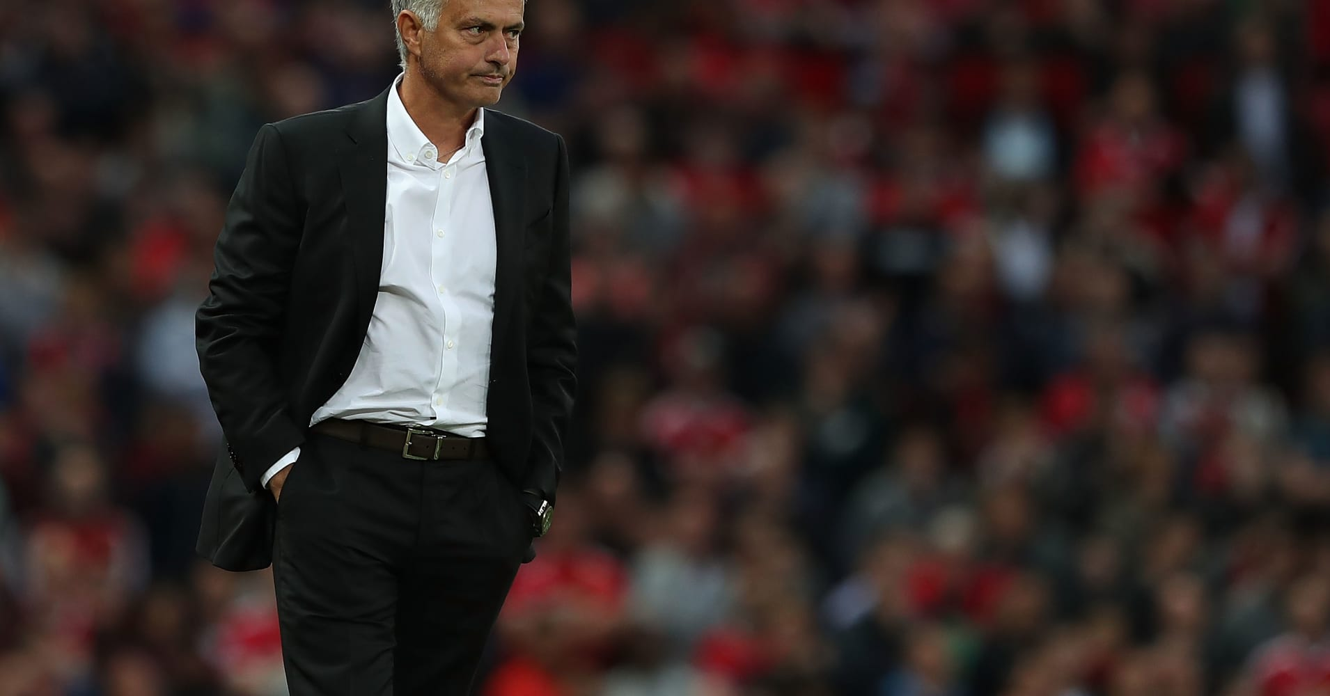 Manchester United Manager Jose Mourinho Leaves Club With Immediate Effect