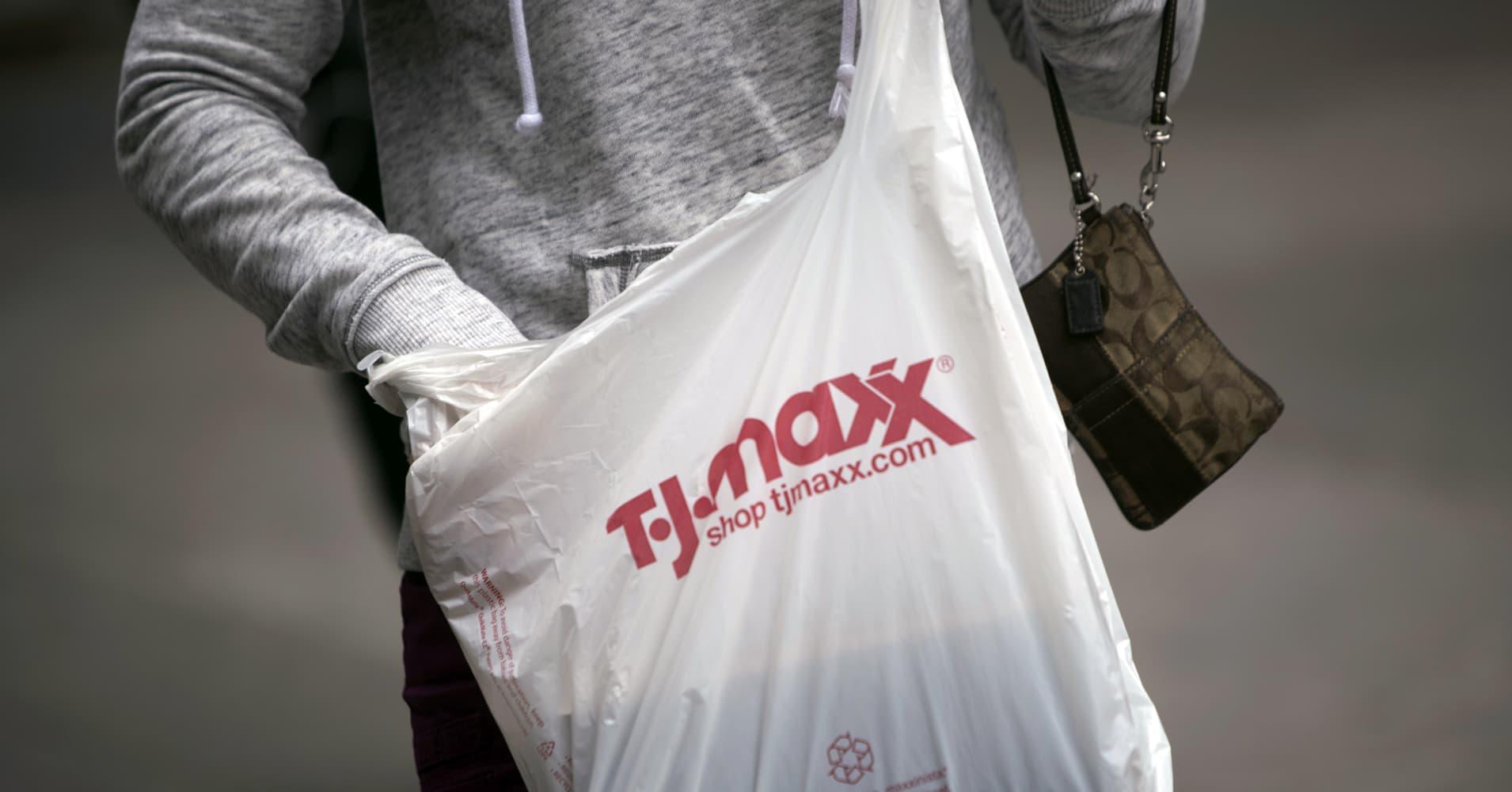 TJX beats estimates as big discounts attract young shoppers