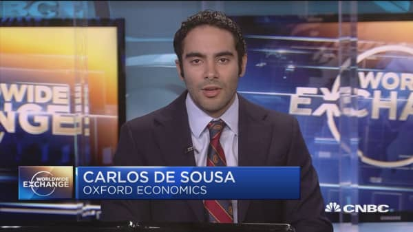 Carlos De Sousa discusses the situation in Venezuela