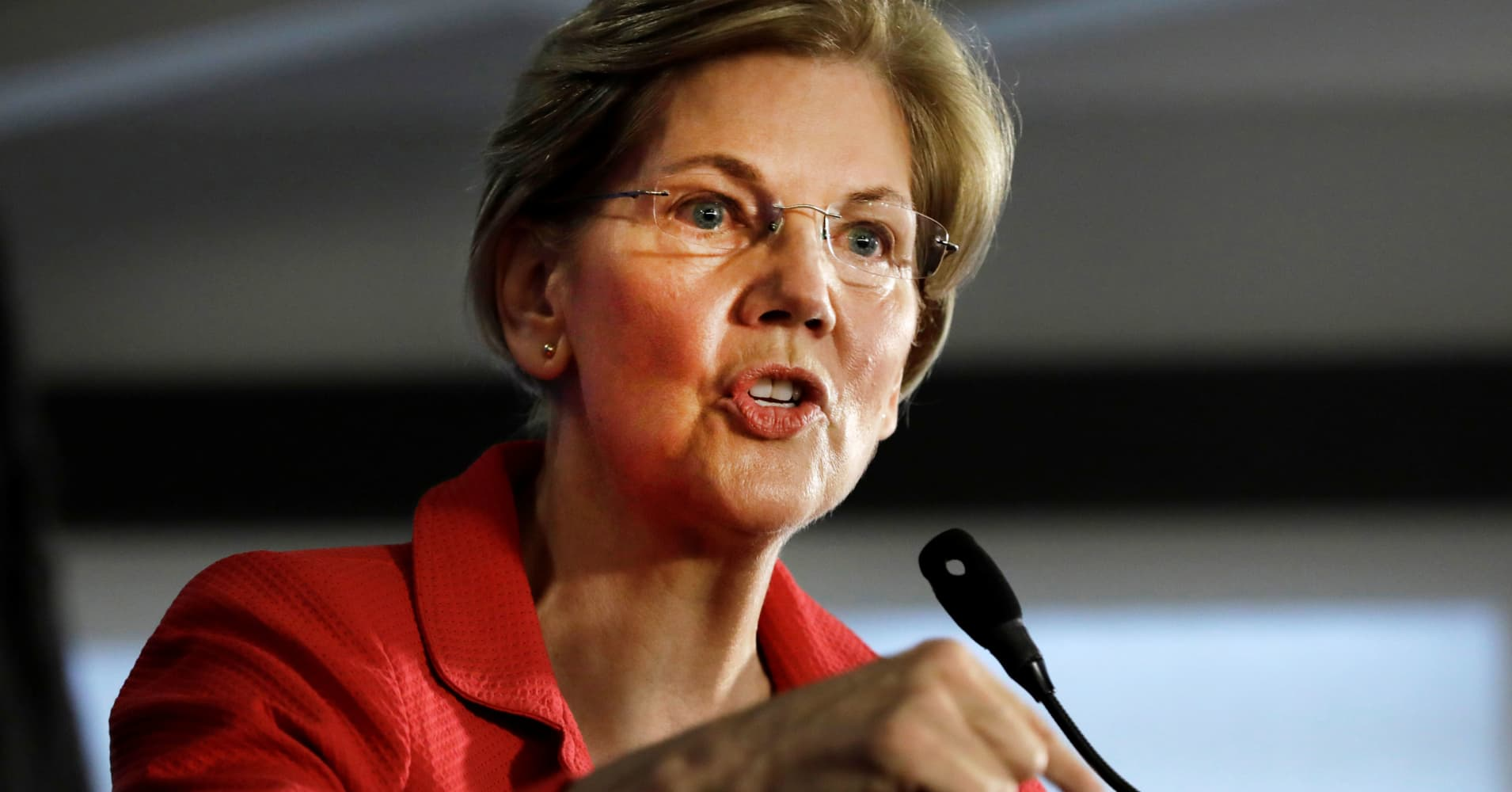 Trump said he would give $1M to charity if Elizabeth Warren took a DNA test. She wants him to pay up