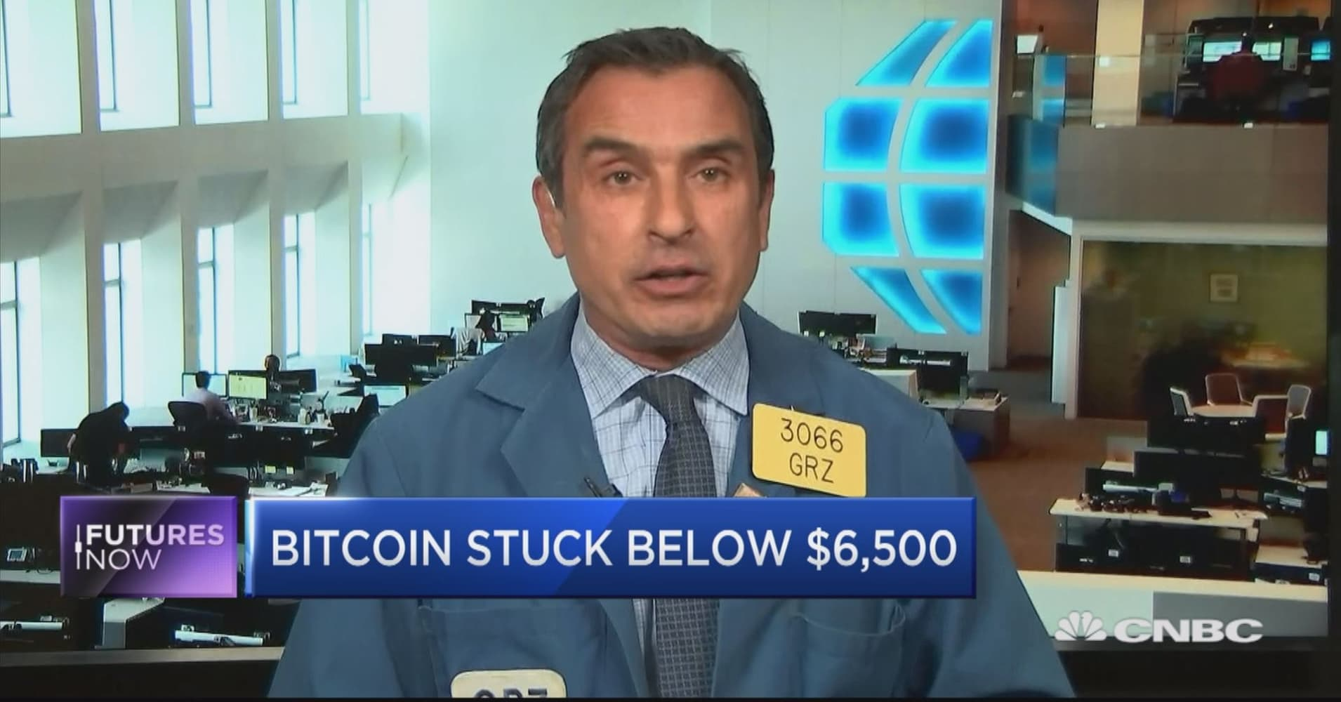 There's nothing but pain ahead for bitcoin, trader says