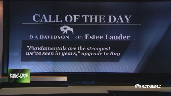D.A. Davidson: Estee Lauder's fundamentals have never looked better