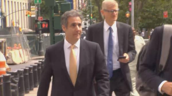 Michael Cohen reaches plea deal