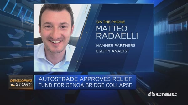 A lot of uncertainty on the outcome of removal of Atlantia's concession: Analyst