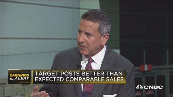 Target CEO: We continue to remodel stores