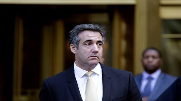 Ex-Trump lawyer implicates president in guilty plea