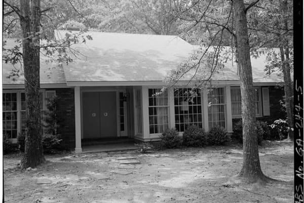 Jimmy Carter's Georgia home