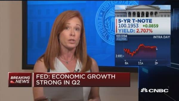 Fed: Likely appropriate soon to raise rates