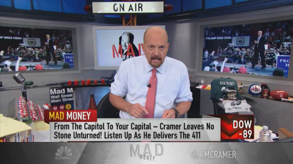 Cramer: Michael Cohen plea and Paul Manafort verdict could have mixed effects on the market