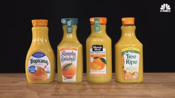 Florida orange juice from Brazil? Here's where your OJ really comes from.