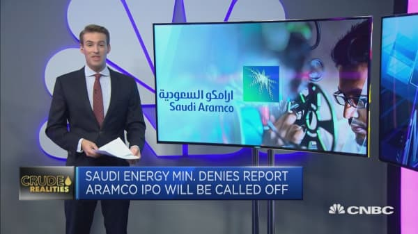 What can we expect from Saudi Amarco?