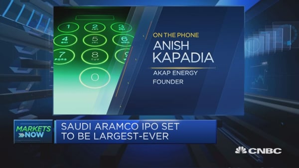 Saudi Aramco IPO delays provides no short-term impact, analyst says