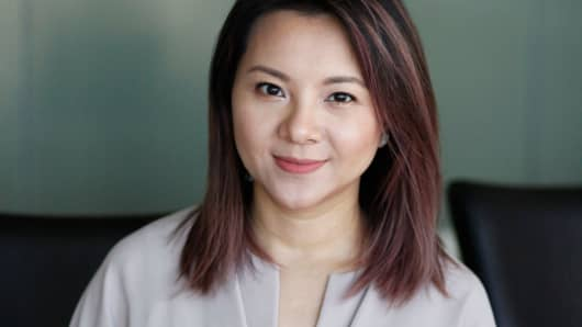 Tiffany Hsiao, Matthews Asia