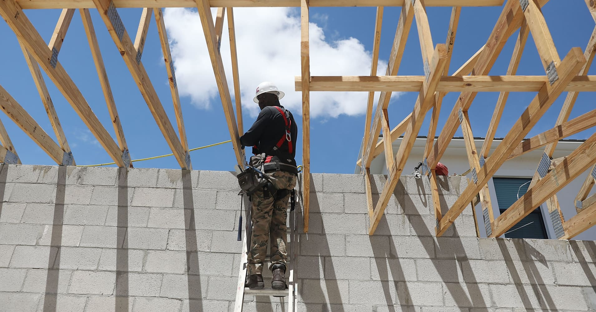 US housing starts fall more than expected in September