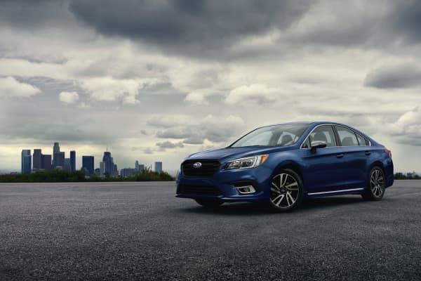 A 2018 Subaru Legacy.