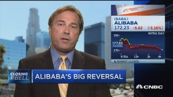 Buy Alibaba on pullback: Strategist